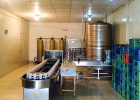 金翔龍酒業廠區生產設備