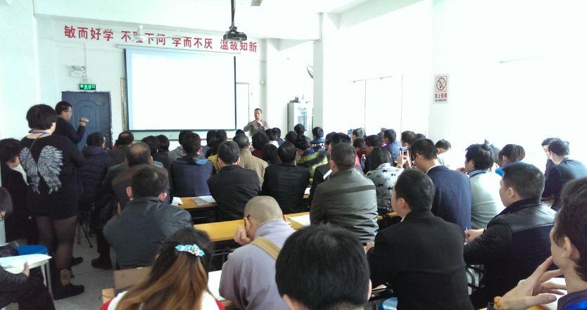【点击查看】闽医堂健康职业校区理论教室与教学条件图文介绍