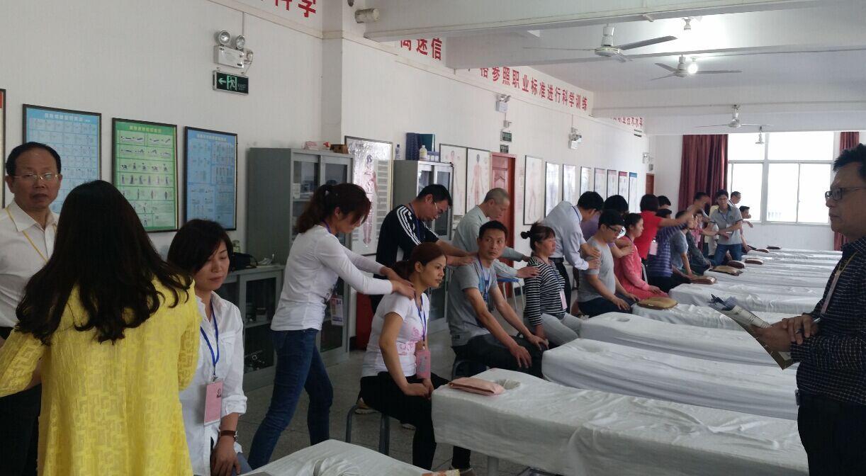 闽医堂健康职业校区技能教室与教学条件图文介绍