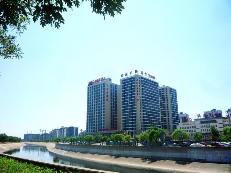北京汇通滨水动漫城