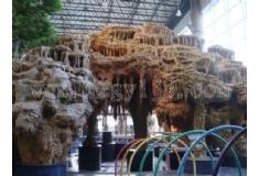 塑石假山生态景观生态博物馆
