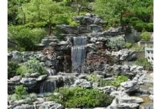 塑石假山生态园