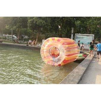 公园定制水上滚筒一代