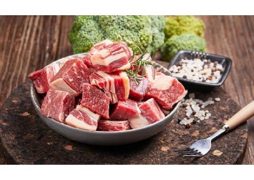 生牛肉牛腩肉牛腩块新鲜冷冻