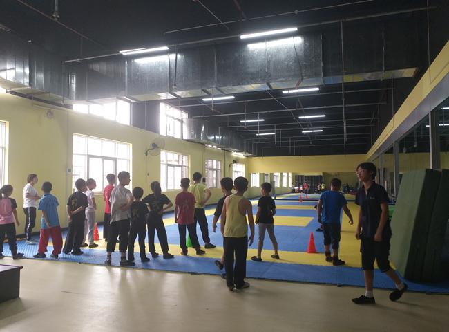 洛阳健林武术培训带你了解拳击的真正含义