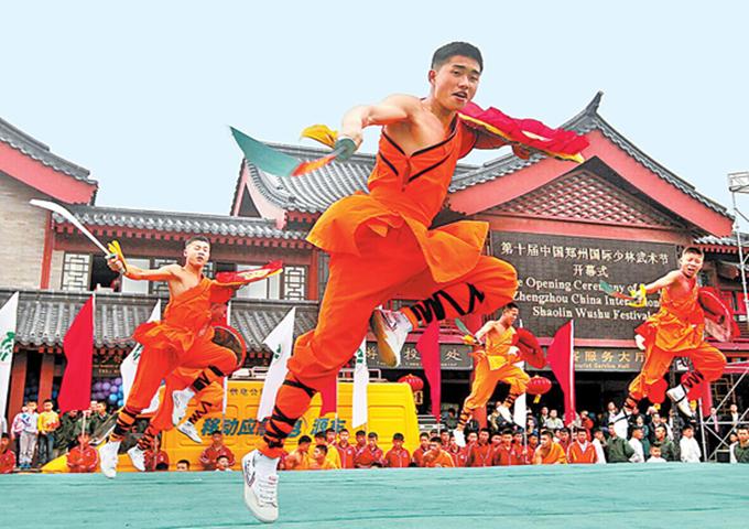 洛阳健林武术培训学校来讲述武术其中拳击的真正含义