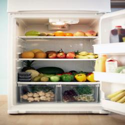 电冰箱怎么清洗?