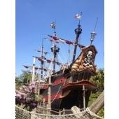 迪士尼海盗船
