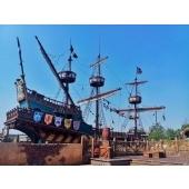游乐场海盗船