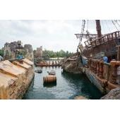 迪士尼大型海盗船