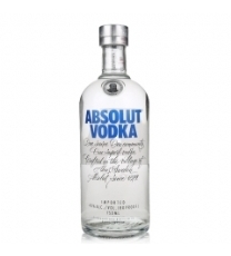 绝对伏特加(Absolut Vodka)洋酒 青柠味 700ml