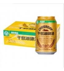 千島湖啤酒 (CHEERDAY )超爽啤酒 330ml*24听