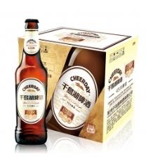 千島湖啤酒( CHEERDAY) 精酿原浆 330ml*24听