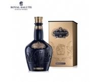 皇家礼炮Royal Salute 21年威士忌500ml 英国进口洋酒 旗舰店正品