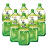 统一 绿茶 2L*6瓶 大包装 茶饮料