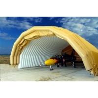 充气飞机库