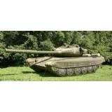 充气坦克机车