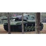 军用充气坦克
