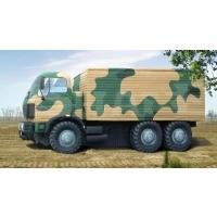 充气军用车模型