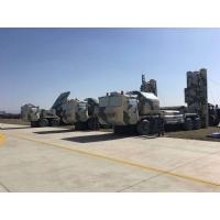 充气导弹车