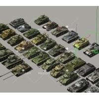 坦克气模定制