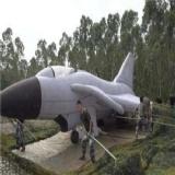 军事充气飞机