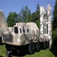 充气坦克目标