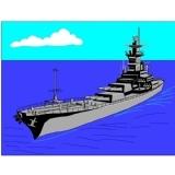 充气军舰目标