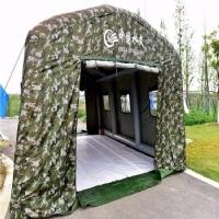 新式充气军用帐篷
