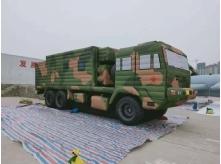 军用充气卡车