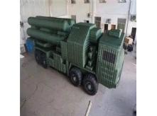 军用充气导弹发射车