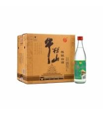 牛栏山二锅头陈酿白酒52度