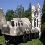 充气导弹发射车