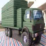 军用充气战车