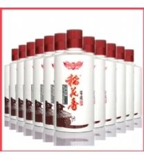 45度稻花香窖藏白酒