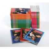 34册柯南漫画书全套 名侦探柯南全集漫画书
