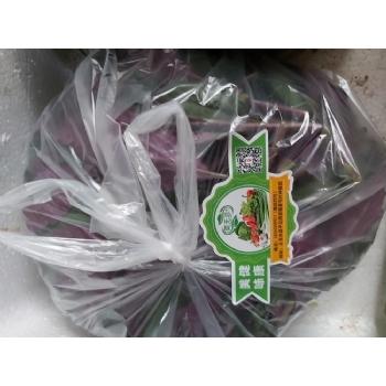 【菜无忌】基地生态新万博里约manbetx 紫背天葵300g