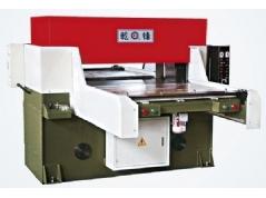 QF-518自动进料精密液压四柱平面裁断机